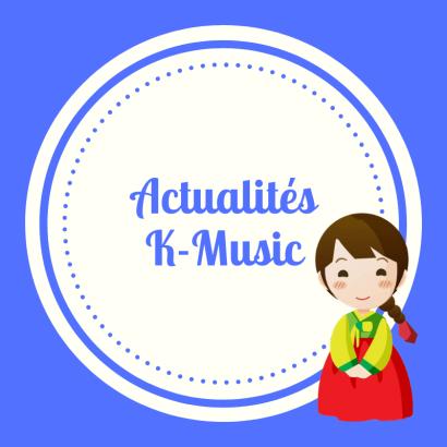 Actualités K-Music