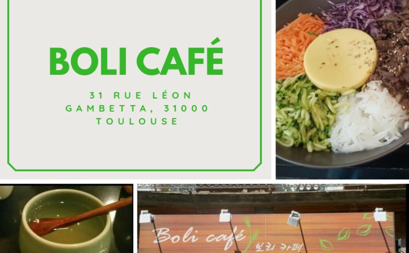 Le Boli Café(Toulouse)