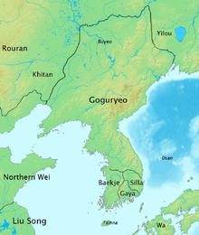 De Gojoseon aux 3royaumes