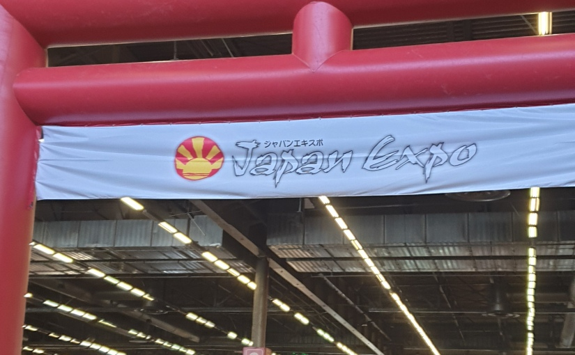Petit tour à la Japan Expo 2019